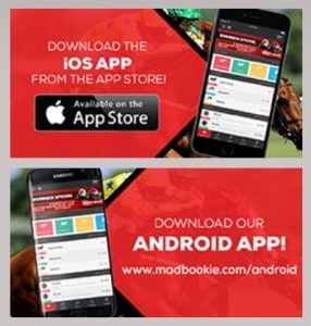 Mad Bookie App