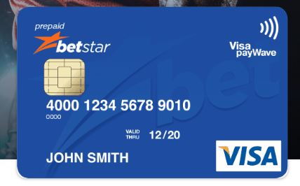 Betstar Payment Options